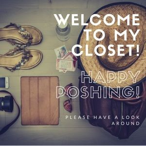 Other - Welcome to my closet! 👚👙👡👗👒👜👓
